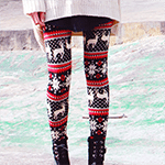 christmas tights
