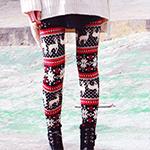 christmas tights