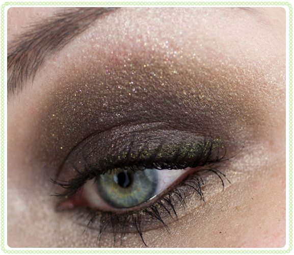 Smokey Eyes Makeup
