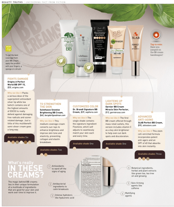 what is the right bb cream for me