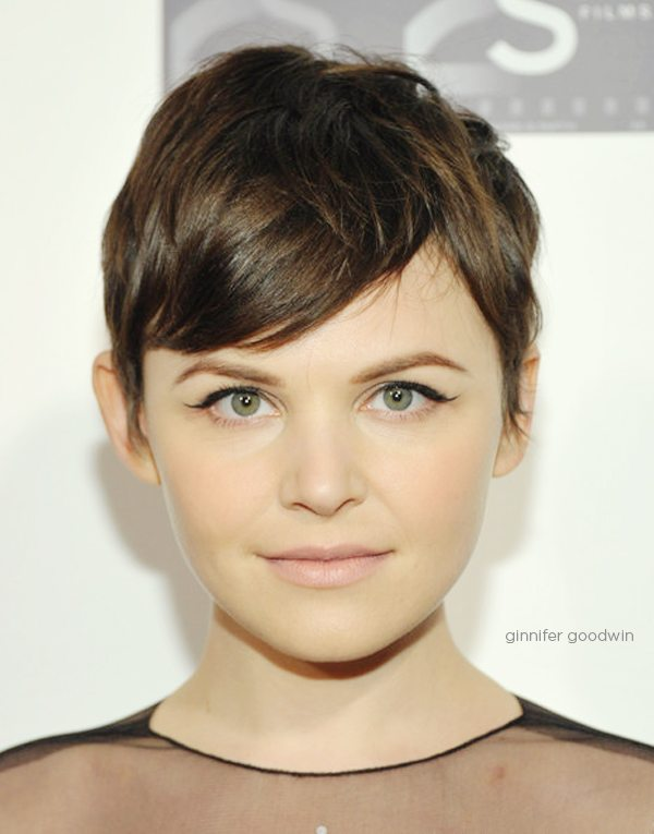 Chic Look Celebrities Hairstyles In Pixie Cut Be Modish