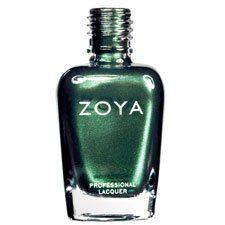 zoya emerald nail polish bmodish.com
