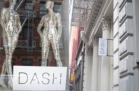 DASH clothing store
