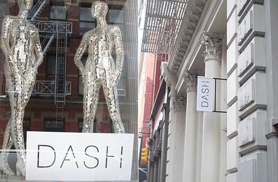 DASH clothing store