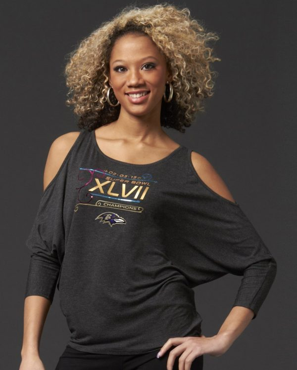 Meesh & Mia Women's Fashion Collection for Super Bowl