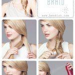 fishtail braid tutorial bmodish.com