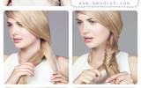 fishtail braid tutorial bmodish.com