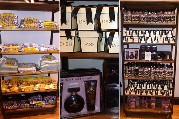 kardashian store dash new york shelves bmodish.com