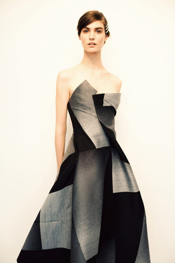 donna karan pre fall collection