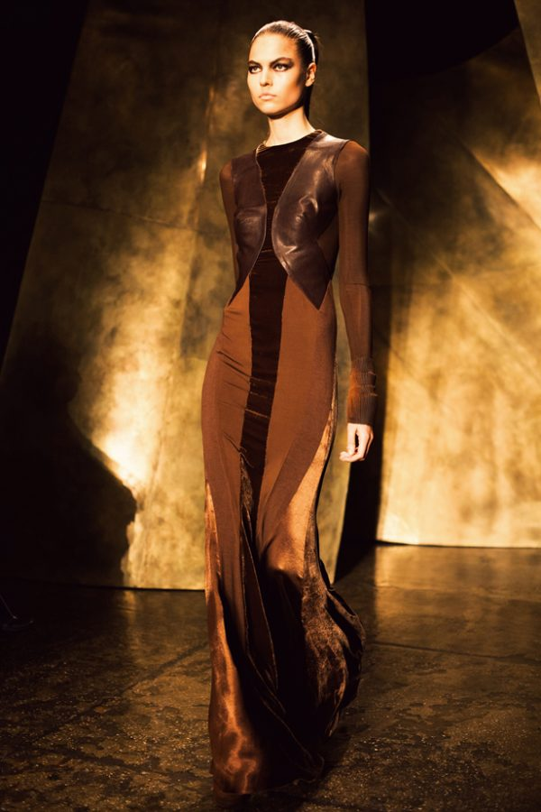 donna karan collection for fall 2013