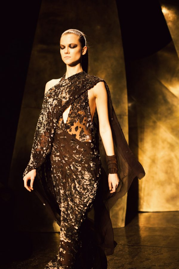 donna karan fall 2013 collections