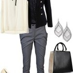 working outfits for young woman