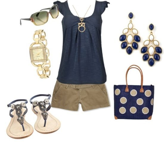 A Perfect Ensemble for Your Beach Time