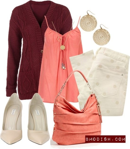 spring casual outfit