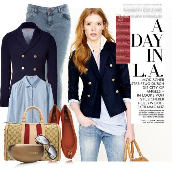 navy blue blazers