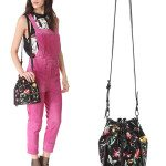 3.1 Phillip Lim Floral Printed Canvas Cross-body Scout