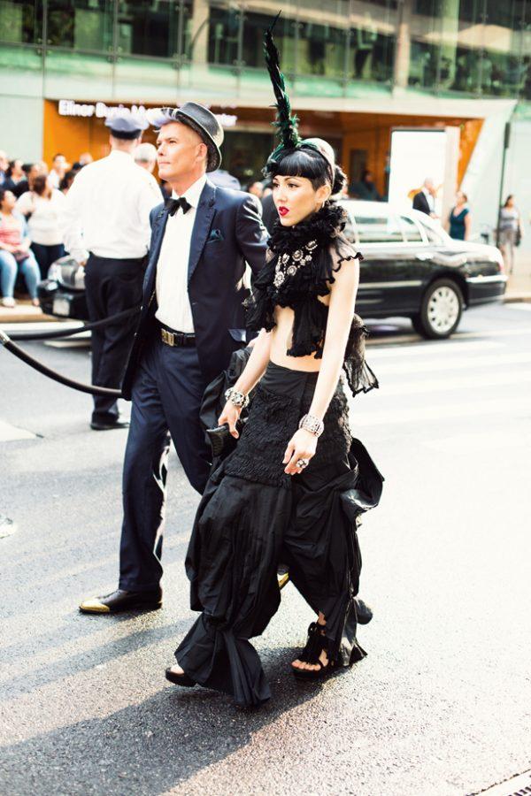 Celebrity Style on CFDA Awards