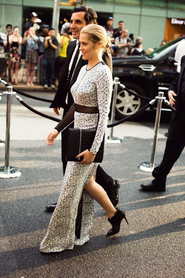 Celebrity Style on CFDA Awards 2013