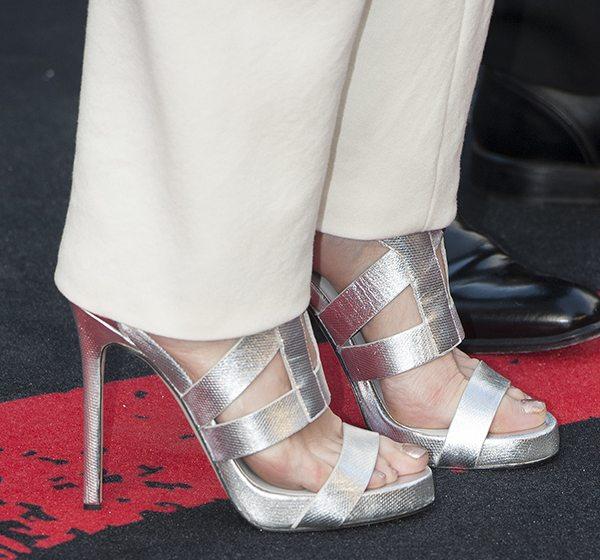 Kimberly Wyatt Heels