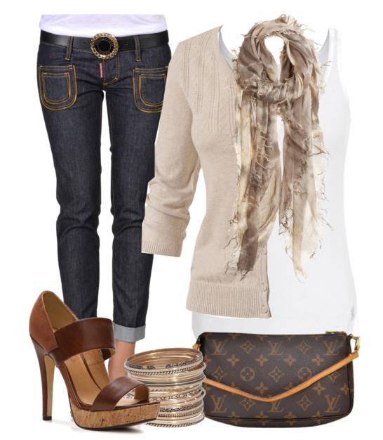 Simple Casual Outfit For Weekend Be Modish