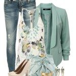 casual spring outfits