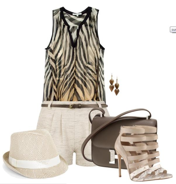 summer wild outfits
