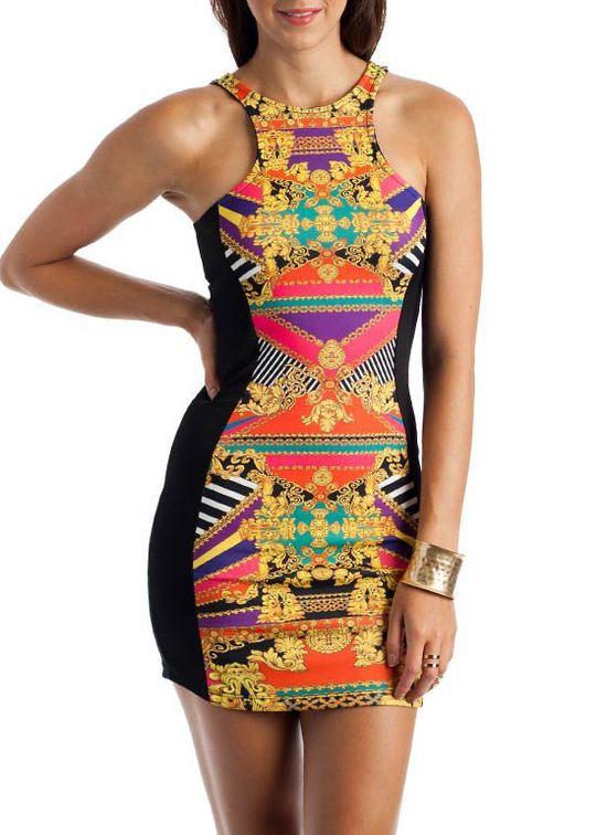 bodycon dress pattern