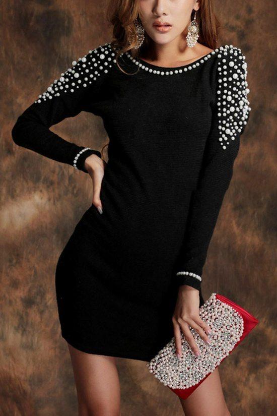 bodycon dress long sleeve