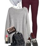 back to school outfit polyvore