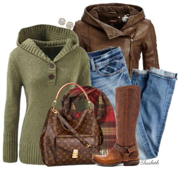 Fall Outfits With Boots