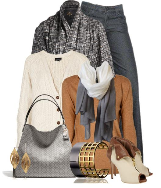 How To Layer Fall Outfits