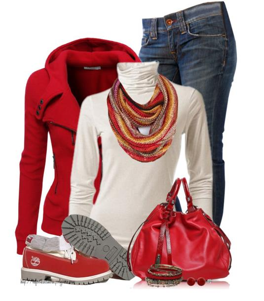 Timberland Boots Outfit women