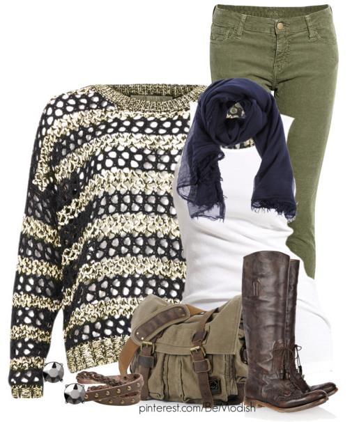 Casual School Fall Outfits Polyvore Be Modish