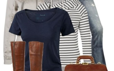 Comfort and Casual Fall Winter Outfit Idea