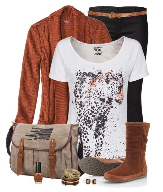 Cute Fall Outfits For Middle School
