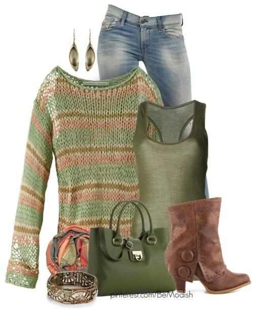 Cute Fall Outfits Polyvore Idea