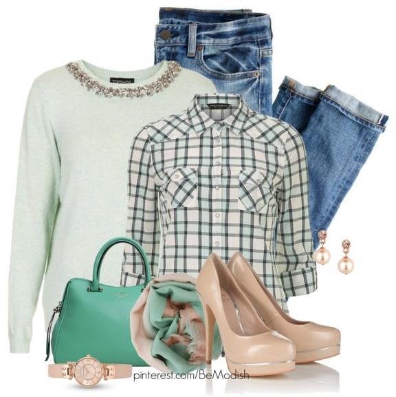 Cute Spring Outfits Polyvore