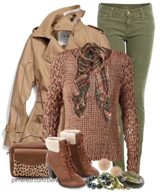 Simple Winter Outfits Style