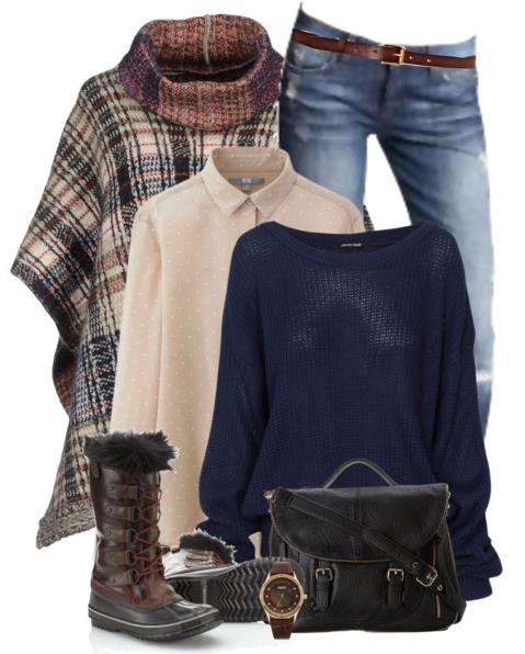 Winter Outfit Ideas With Sorel Premium Boots