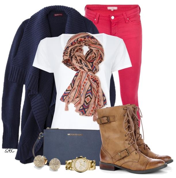 Winter Outfits of The Day