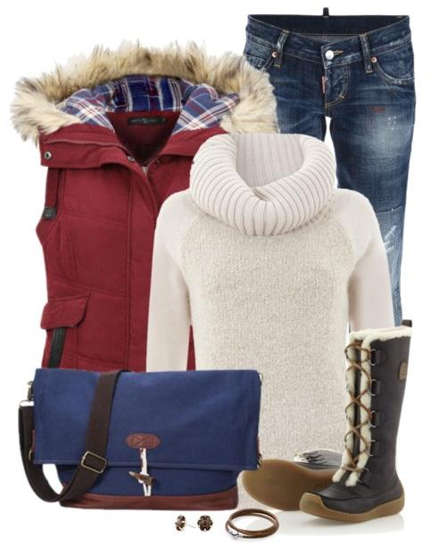 casual winter outfits for teenagers