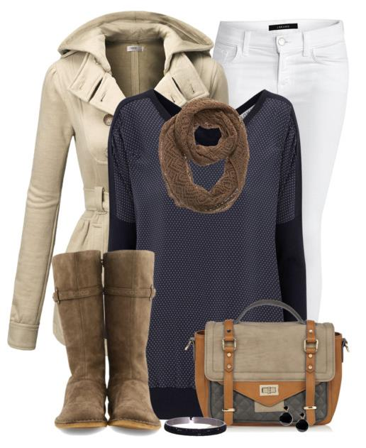 cute simple winter outfit ideas bmodish.com