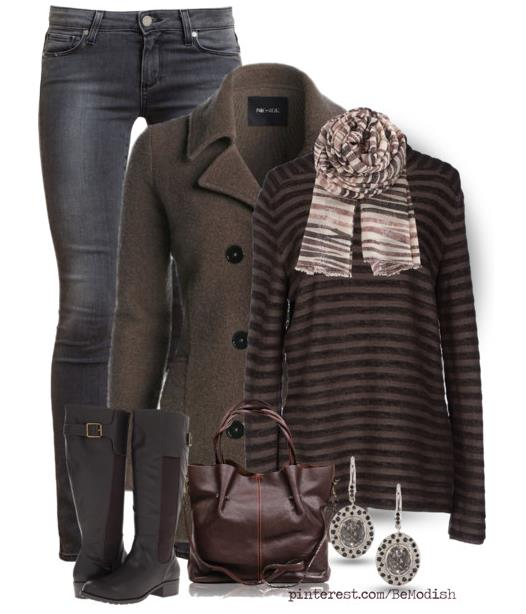 Easy Simple Winter Outfit Ideas