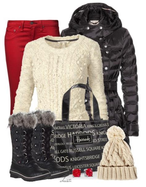 everyday winter outfit ideas bmodish.com