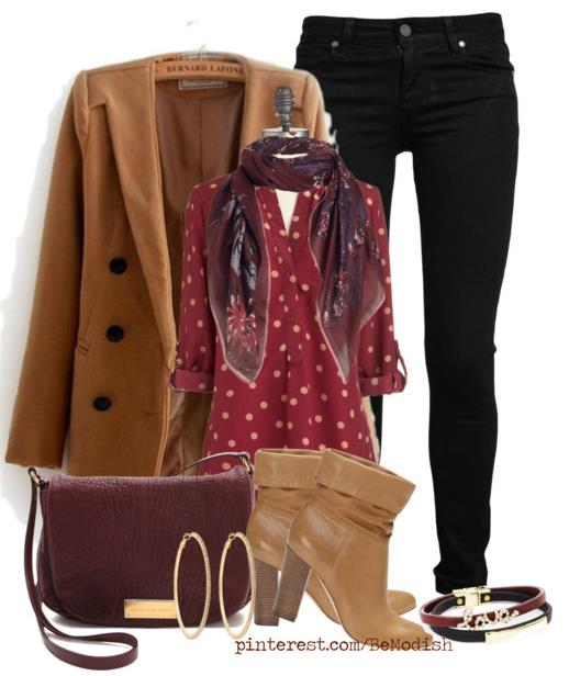 fall and winter outfit 2014 bmodish.com
