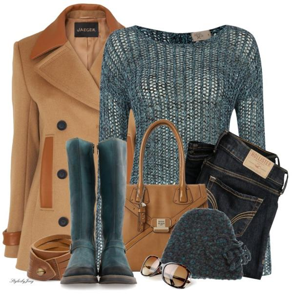 winter date night outfit bmodish.com