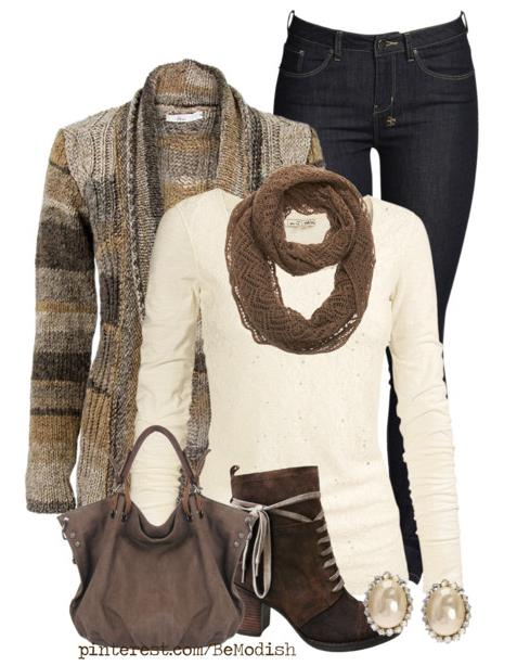 winter outfit casual 2014