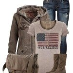 Casual School Fall Outfit With TRUE RELIGION