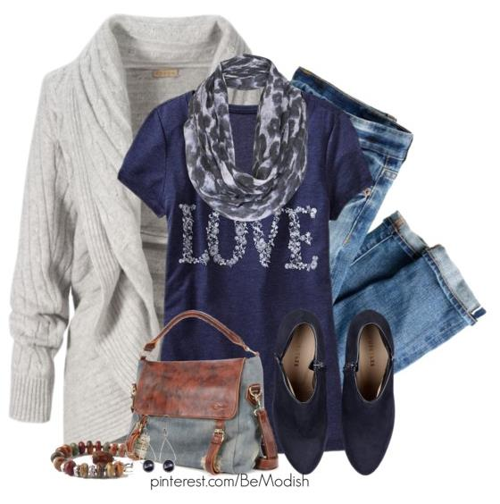 Cute Casual Fall Outfits For Middle School