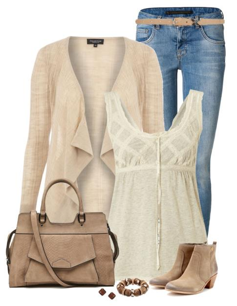 Outfits with tan skinny jeans